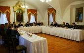 Митрополит Минский Вениамин провел совещание, посвященное актуальным вопросам развития церковного пения в Белорусской Православной Церкви