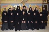 Представители Межведомственной комиссии по вопросам образования монашествующих посетили Приамурскую митрополию