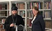 В Московской духовной академии состоялся круглый стол «Православная книга в Подмосковье»