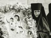 Отошла ко Господу настоятельница Спасо-Вознесенской женской обители на Елеоне монахиня Рафаила (Лел)