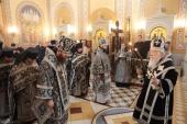 В среду первой седмицы Великого поста Патриарший наместник Московской епархии посетил подмосковную Коломну