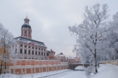 Верхний храм Благовещенской церкви Александро-Невской лавры возвращен монастырю
