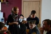 В арт-поместье для людей с инвалидностью «Новые Берега» открылся детский пансион
