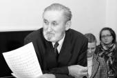 Патриаршее соболезнование в связи с кончиной многолетнего преподавателя Санкт-Петербургских духовных школ М.И. Ващенко