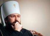 Митрополит Волоколамский Иларион: На Украине возможна новая волна захватов храмов