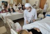 Специалисты московской православной службы «Милосердие» провели в Самаре и Тольятти занятия по уходу за тяжелобольными