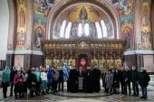 В Ростове-на-Дону прошли богослужения, посвященные 200-летию начала освободительной борьбы греческого народа