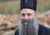 Святейший Патриарх Сербский Порфирий: Во время бомбардировок сербы явили пример христианской любви к ближнему