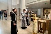 В Париже в годовщину преставления философа Николая Бердяева совершена лития