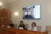Начал работу Всероссийский обучающий семинар «Теология как направление информационной политики вуза»