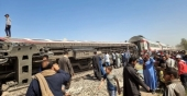 Patriarchal condolences over the train crash in the Egyptian province of Sohag