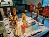 В Тронхейме на месте первого храма-усыпальницы святого короля Олафа Норвежского впервые со времен Средневековья совершено православное богослужение