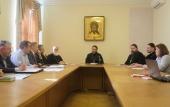 Состоялось расширенное заседание Управляющего совета Благотворительного фонда Московской епархии по восстановлению порушенных святынь