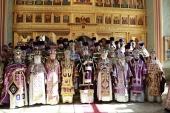 В Москве молитвенно отметили 80-летие со дня рождения ректора ПСТГУ протоиерея Владимира Воробьева