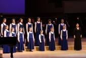 При поддержке Церковно-общественного совета по развитию русского церковного пения прошел X Московский фестиваль хоров воскресных школ