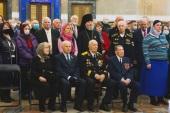 В Кронштадте прошли торжества по случаю 30-летия Клуба кавалеров ордена Александра Невского