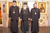 Состоялась встреча несущих служение в Южной Америке иерархов Московского и Сербского Патриархатов