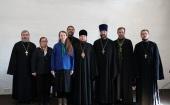 Епископ Истринский Серафим избран председателем Братства православных следопытов