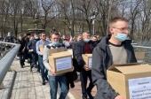 В Офис президента Украины передали обращение верующих канонической Церкви