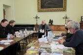 В Издательском Совете прошло заседание Совета экспертов Патриаршей литературной премии
