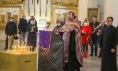 Память жертв теракта в метро молитвенно почтили в Санкт-Петербурге