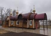 Новый храм построен в самом пострадавшем от войны районе Донецка