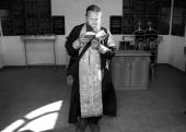Скончался клирик Вятской епархии иерей Алексий Борисов