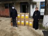 В Тираспольской епархии прошла акция «Подарим родителям кислород»