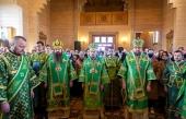 Митрополит Минский Вениамин возглавил торжества по случаю 435-летия со дня рождения праведной Софии Слуцкой