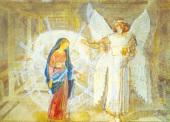 Совет превечный. Иконография Благовещения Пресвятой Богородицы