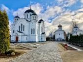 Патриарший экзарх всея Беларуси посетил Спасо-Евфросиниевский монастырь г. Полоцка