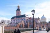 Старейший храм Александро-Невской лавры передан в безвозмездное пользование Санкт-Петербургской епархии