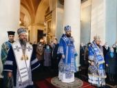 Митрополит Волоколамский Иларион: Пресвятая Богородица уготовала всем нам путь ко спасению