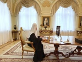 Святіший Патріарх Кирил провів відеонаради з керуючими єпархій Далекосхідного федерального округу РФ