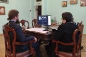 Секретарь Синодального комитета по взаимодействию с казачеством провел совещание с войсковыми священниками и атаманами Дальнего Востока