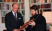 Mitropolitul de Volokolamsk Ilarion: Ducele de Edinburgh Philip a păstrat toată viața dragostea pentru Ortodoxie