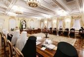 CONDICILE ședinței Sfântului Sinod din 13 aprilie 2021