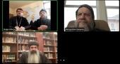 Состоялась видеовстреча членов Комиссии по диалогу между Русской Православной Церковью и Коптской Церковью