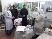 Специалисты Синодального отдела по благотворительности провели семинар в Курганской епархии