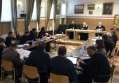 Cостоялось очередное заседание комиссии по церковному просвещению и диаконии Межсоборного присутствия