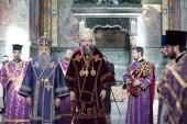 Архиепископ Охридский Иоанн посетил Санкт-Петербург