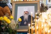 Учреждена мемориальная комиссия по увековечению памяти митрополита Филарета (Вахромеева)