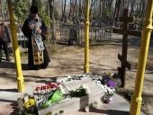 В Таллине молитвенно почтили память митрополита Корнилия (Якобса)