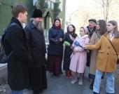 Глава Екатеринбургской митрополии провел рабочую встречу на площадке будущего детского хосписа