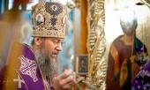 Управляющий делами Украинской Православной Церкви призвал все стороны предотвратить эскалацию конфликта на Донбассе