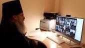 На совещании ответственных за информационную работу в ставропигиальных монастырях обсудили тему присутствия монашествующих в социальных сетях