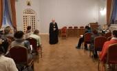 В Учебном центре московской больницы святителя Алексия открылись очные курсы по программе «Младшая медицинская сестра по уходу за больными»