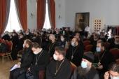 В Москве проходят курсы по больничному служению для священнослужителей