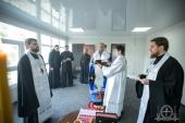 Украинская Православная Церковь открыла в Киеве центр гуманитарной помощи
