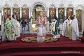 Праздник Входа Господня в Иерусалим отметили в Дамаске
